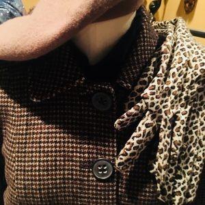 Banana Republic Jackets & Coats - Banana Republic Houndstooth Jacket/Blazer, 10